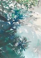 天内純子 日本画展