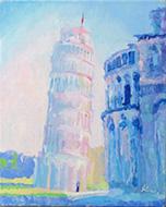 「ピサの斜塔」 3F