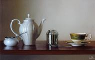 「紅茶の静物」 M10