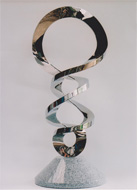 Crossing Spiral -090315-