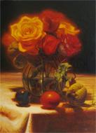 御田寺紀也「ビー玉とバラ」4F