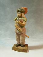 第1回 白濱雅和 木彫展