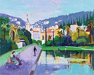 第7回 杉村 勇 油絵展 ~フランスの光と色彩~