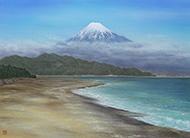 高崎昇平 日本画展