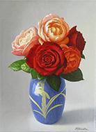 高松秀和 「薔薇」F4