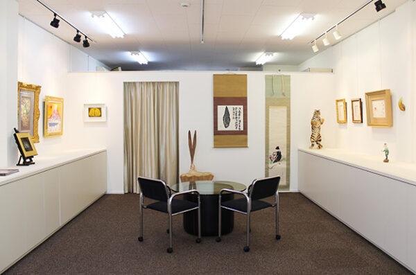 画廊スペース
