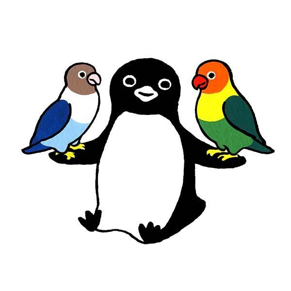 坂崎千春 「ペンギンとボタンインコ」 (230x230)
