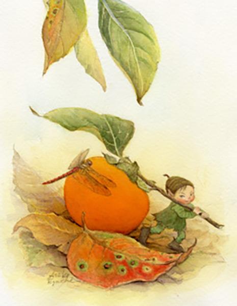 『稔りの秋』