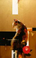 「三毛猫」 10M