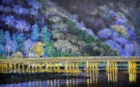 「渡月橋」 M50