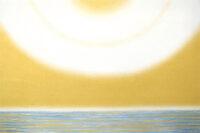 「宇宙の光 CURRENT CW-1435」 60.6x91cm