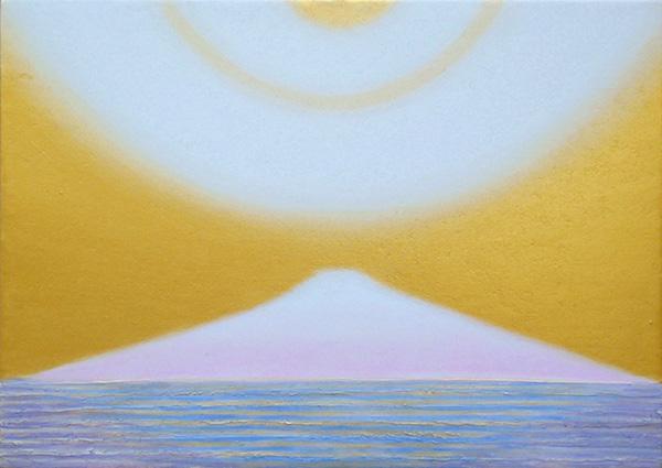 「富士山から宇宙へ・CURRENT W-1579」  5号変形