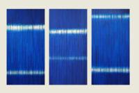 「CURRENT B-7-A・B・C 無限の刻」 180cmx90cm 3枚組み