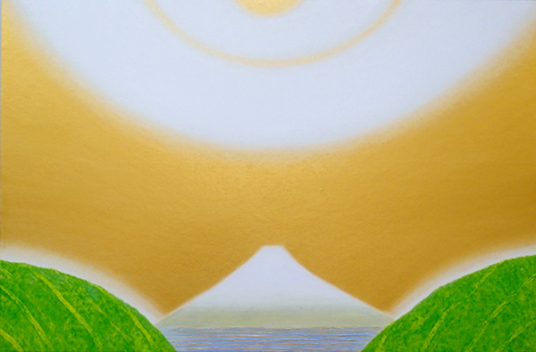 「CURRENT w-1595 新緑と富士と宇宙と」  P30