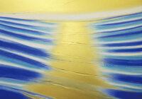「CURRENT B-89 希望の海  The Ocean of Desire」 80.3×116.7㎝ (50P)