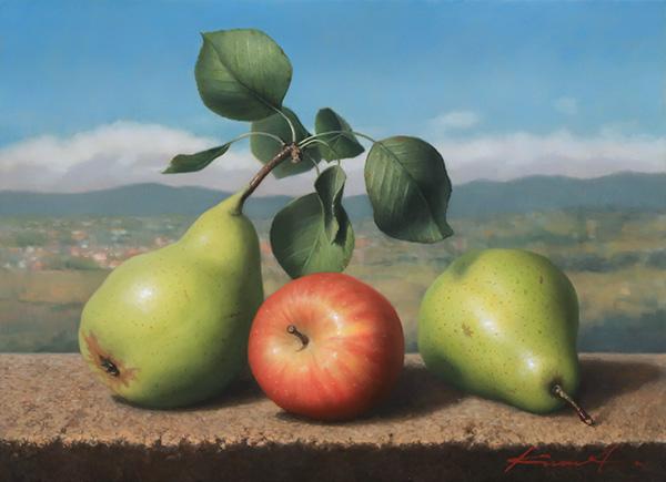 『りんごと洋梨』  4F
