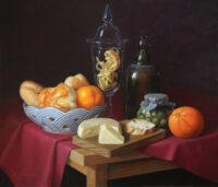 「チーズのある朝餐図」 10F