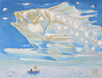 「魚雲」 0F