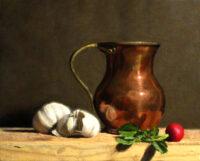 「Red Turnip and Garlics」 3F