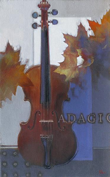『adagio』  M10