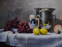 「Limone e uva oil」 652x500