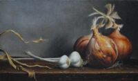 「故郷の収穫」 273×455