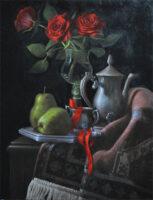 「Rosa e Pera(薔薇と洋梨)」 P10
