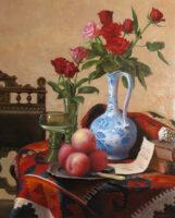 「Rosa e Delft / 薔薇とデルフト」 20F
