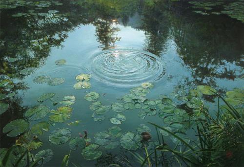 「水の音」  20M