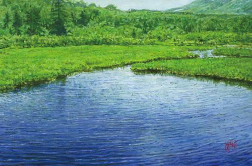 『湿原』  P4