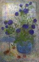 「青い薔薇」 M10