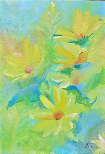 「野の花」  SM