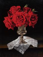 「真紅のバラ」 6F