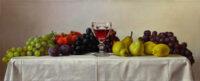 「豊穣の杯」 33×80cm