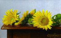 「向日葵」 10M