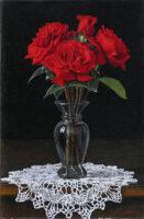 「真紅の薔薇」 6P