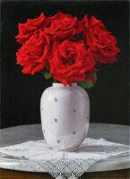 「薔薇とレース」 8P