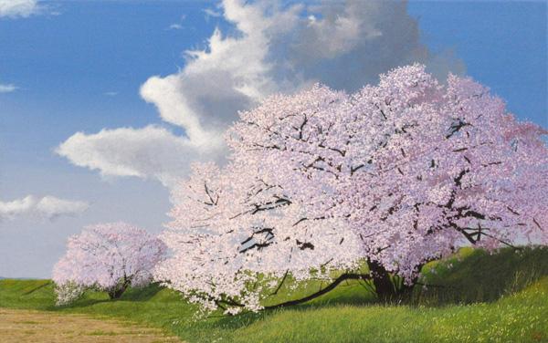 「桜日和」  M10