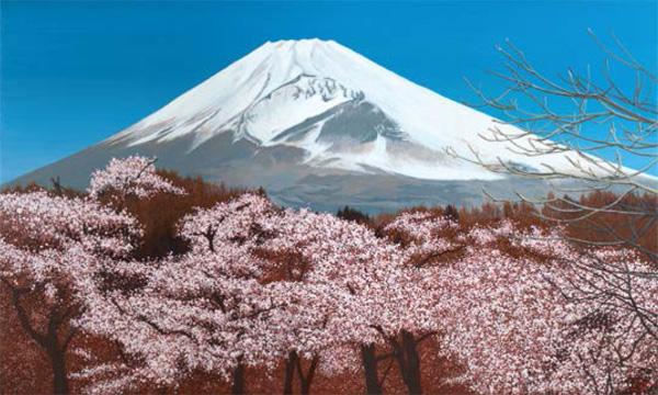 「桜花爛漫」  6M