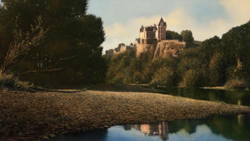 「水辺のモンフォート城」  M8