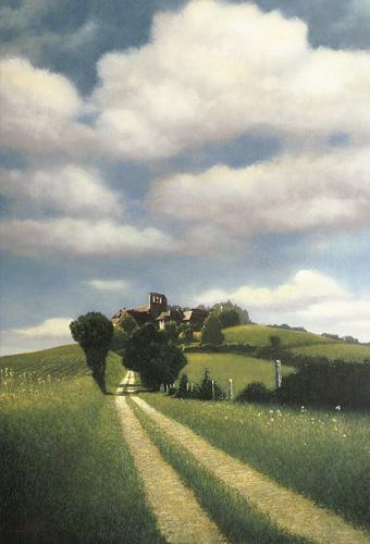 「ボルドーの丘」  M15