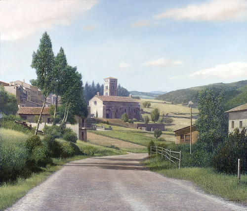 「田園の村」  10F