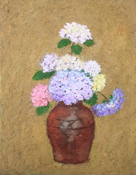 『紫陽花』  P10