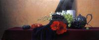 「花と果実」 40.5×100cm