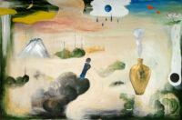 「大岡信の詩-豊饒記」 仏80号(97×146cm)