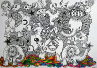 「elephant王国」