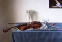 「ヴァイオリンとフルート」 30M