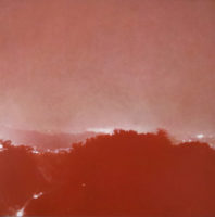 「#むじょうかんとえいぞうってにてるかも」 Oil and acrylic on canvas 180×180(㎜)