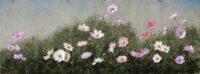 「秋の桜」 101.0×37.2cm