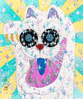 「超白招キ猫様」 F6